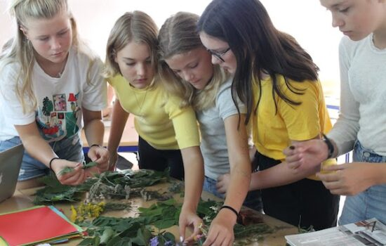 Prøv vores sjove workshops på girlpowercamp