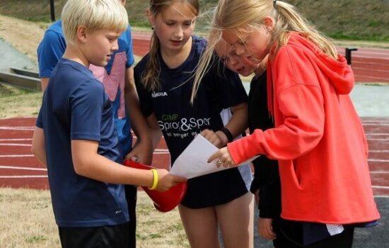 Vi kombinerer sprog og sport, og gør læring til en leg