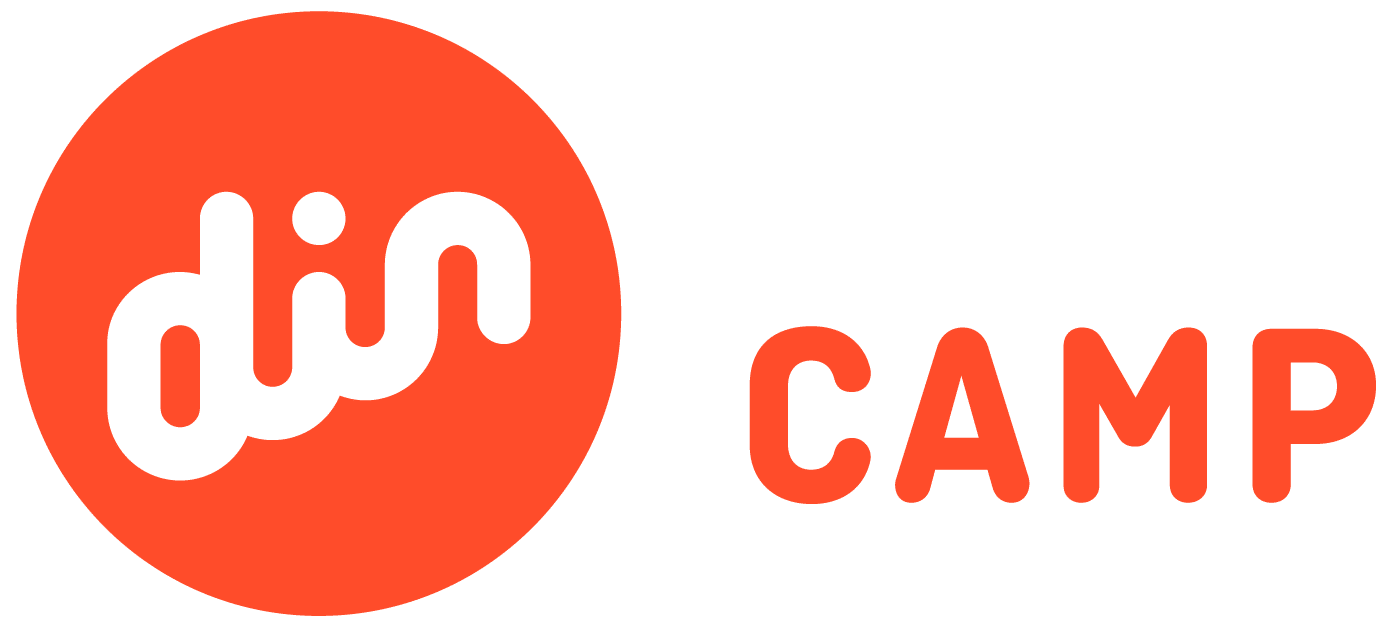 OrdblindeCamp logo